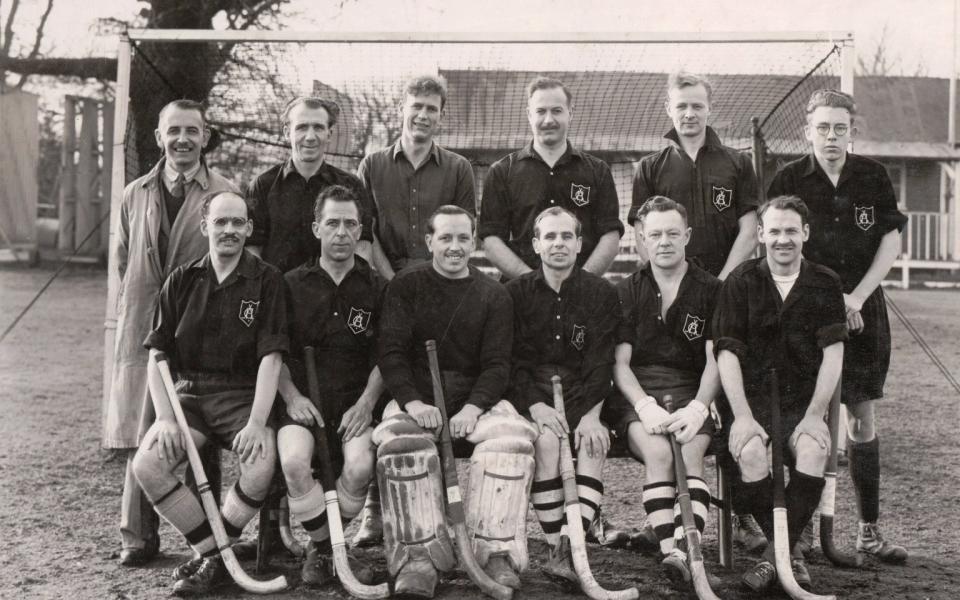 1948-1949 2nd XI