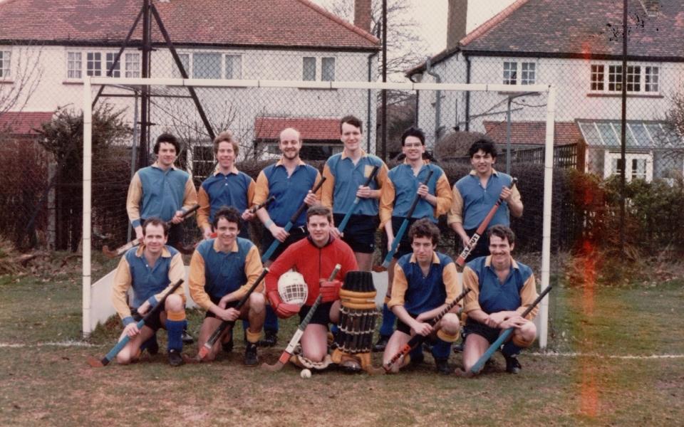 1984-1985 1st XI