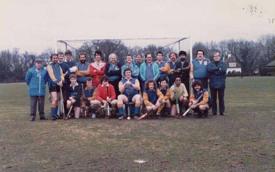 1984-1985 3rd XI & 4th XI