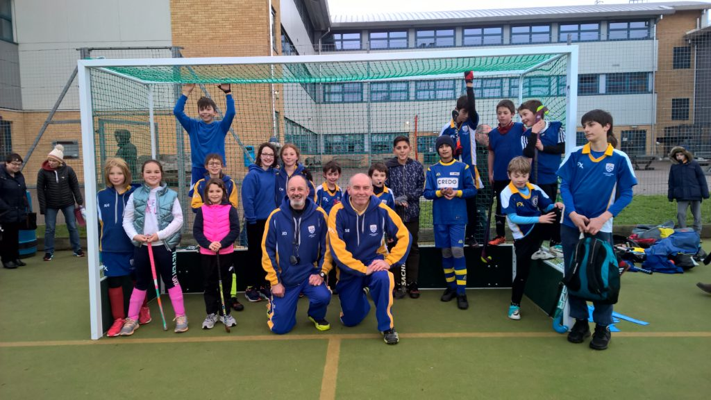 North London Hockey Juniors Move To Saturdays From April 28th